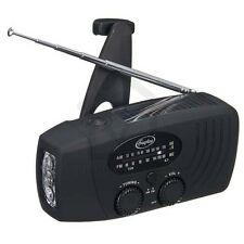 Freeplay Companion WindUp Solar Radio & Torch - GorillaSpoke Free P&P Worldwide!