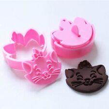 Fondant Cake Cookie Cutter Mold Mould Cartoon DIY Fun Marie cat