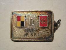 medaglia Ticino