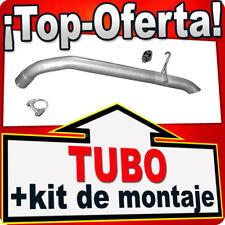 Tubo Trasero FORD TRANSIT/TOURNEO CONNECT 1.8 Di/TDCi SWB 2006-10 Escape BBU
