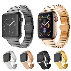 PREMIUM EDELSTAHL Armband für Apple Watch Series 1 2 3 4 5 6 SE Loop Band iWatch