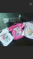 Disney Tees Size 2T Girls Minnie Mouse Print Princess Print Toddler