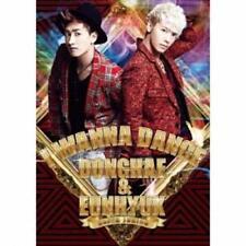 SUPER JUNIOR-D&E-I WANNA DANCE-JAPAN CD+DVD D73