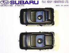 SUBARU Genuine GC8 Impreza WRX STI  Inner Door Knob Set  OEM JDM