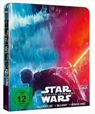 Star Wars: Der Aufstieg Skywalkers (Blu-Ray 2D+3D, 2020, Steelbook)