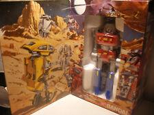 RARE Bandai Tonka ROBO MACHINE gobots DX Super GO BOTS CY-KILL Cyclos in box