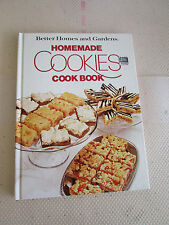 BETTER HOMES AND GARDENS HOMEMADE COOKIES COOKBOOK