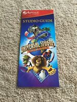 Universal Studios Singapore Park Brochure from 2010 Miint Condition