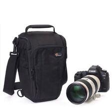 Lowepro Toploader  Zoom 55 AW Digital SLR Camera Triangle Shoulder Bag Rain Cove