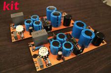 D KLIMO MERLINO 6DJ8(ECC88) Vacuum Tube Preamp Audio Pre-Amplifier Board DIY Kit