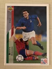 1994 Upper Deck World Cup 94 Roberto Donadoni Italy #161 MINT!!!