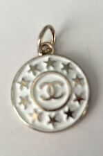 Chanel Button Zipper Pull Charm
