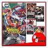 Dynamic Crusade Vol. 1 Go Nagai Kurogane no Densetsu card game pack bustina