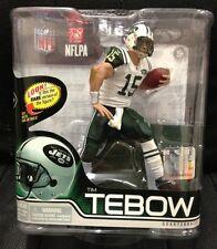 2012 Tim Tebow McFarlane NFL Action Figure New York Jets Philadelphia Eagles