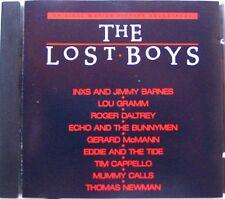 THE LOST BOYS (CD) OST - INXS / DALTREY / ECHO AND THE BUNNYMEN / MUMMY CALLS
