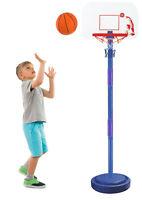 Basketball Hoop Adjustable Garden Outdoor Indoor Children's Beach Kids Games