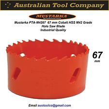 Hole Saw Blade 67 mm M42 Cobalt HSS Bi Metal Industrial Pack Of (2)