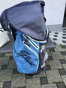 Titleist StaDry Cartbag Waterproof in Blau/Navy