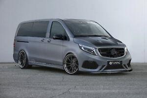 Passend für Mercedes V-KLASSE VITO W447 Frontstoßstange Heckstoßstange Tuning V2