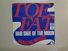 "TOE-FAT:(w/Ken Hensley Of Uriah Heep)Bad Side Of The Moon-Italy 7""Parlophone ASL"