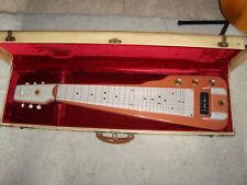 Gibson 1959 Century Lap steel Salmon Pink