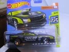 HOT WHEELS 2018 202/365 '10 PRO STOCK CAMARO NEW ON CARD Speed Graphics