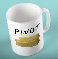 FRIENDS TV SERIES Mug Cup | PIVOT  | - Birthday Gift for Friends Fan