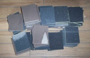 CLEARANCE  60 x  Mixed FOAM ABRASIVE  WET AND DRY SANDING PADS BLOCKS(seconds)