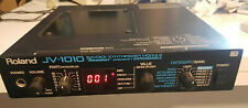 ROLAND JV1010 half Rack MIDI Synthesizer, with virtual Session card embedded