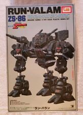 IMAI/Zamac 1/144 Scale - ZS-86 'Run-Valam' plastic kit. Gundam/Mech/Scifi Rare