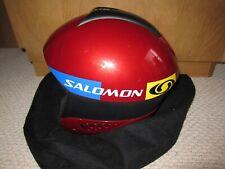 Salomon Ski Helmet: Mens large size