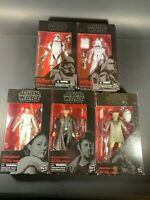 Star Wars - The Black Series Action Figure Lot