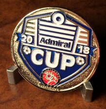 US Youth Soccer 2018 Admiral Cup Mississippi Soccer Association Challenge Coin