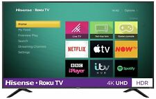 Hisense Roku TV R65B7120UK 65 Inch 4K Ultra HD HDR Freeview Smart WiFi LED TV
