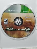 Call of Duty Modern Warfare 2 (Microsoft Xbox 360, 2009) Disc Only
