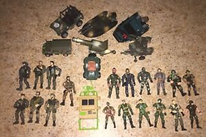 LANARD SOLDIER AND VEHICLE COLLECTION + OTHER MAKES L@@K  ~  FREEPOST UK