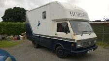Up to 3.5 tons Horseboxes with Back Motorcycle