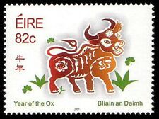 Ierland 1859  Jaar vd Os    2009   postfris/mnh