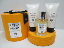"""ACQUA DI PARMA - COLONIA ASSOLUTA "" PROFUMO 100ml SPRAY+AFTER SHAVE+GEL DOCCIA"
