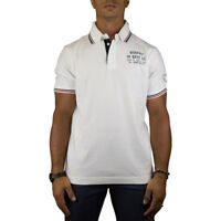 Murphy & Nye Polo Uomo Col Bianco tg varie | -47 % OCCASIONE |