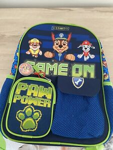 Paw Patrol Asda / George Boys Backpack
