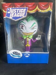 DC JUSTICE LEAGUE * JOKER * THE WORLD OF MISS MINDY VINYL FIGURINE COLLECTIBLE