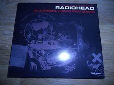 "RADIOHEAD ""NO SURPRISES/RUNNING."" 6 TRACK JAPANESE 1997 EMI & PARLOPHONE RECORDS"