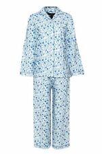 Champion Ladies Floral Brushed Cotton Pyjama Wyncette High Quality Warm Soft New