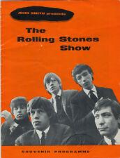 ROLLING STONES 1964 UK Tour Concert Program