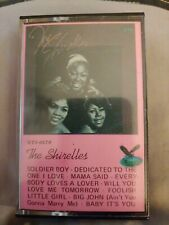 """THE SHIRELLES GREATEST HITS CASSETTE """"WILL YOU STILL LOVE ME TOMORROW"""""""