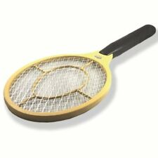 Electronic Fly Swatter Zapper Mosquito Insect Bug Electric & Free AA Batteries