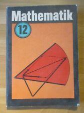 DDR Mathematik 12 Vektoren Geometrie Differenzial Integral Aufgaben Lösungen