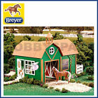 NEW BREYER RIDING ACADEMY with PALOMINO HORSE & ACCESSORIES 1:32 STABLEMATES