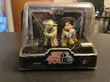 Star Tours - Jedi Mickey/Yoda Figurines - NIB!!!